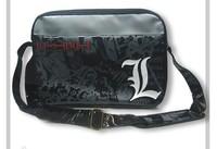 New Arrival Stylish Cool Japanese Anime Accesseries Death Note L Hot Sale Shoulder Bag Crossbody Bag Messenger Bag