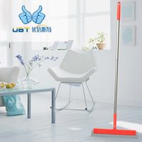 Magic stainless steel No Sticky-Hair   Broom