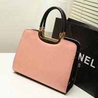 2013 ol fashion embossed women's one shoulder handbag personalized handbag bags female
