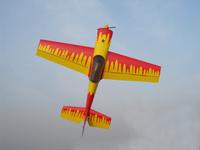 RC gasoline airplane MX2 30CC 3D plane