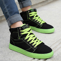 2013 spring male canvas shoes fashion skateboarding shoes breathable light men's lovers shoes casual shoes