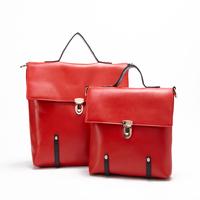 2012 autumn backpack women's one shoulder backpack portable women's cross-body handbag