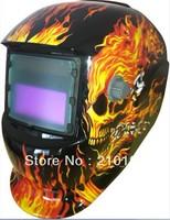 LI Battery solar Auto darkening welding helmet/face mask/Electric welder protect mask/cap for welding machine and plasma cutter