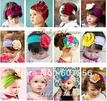 NEW Baby Amour headband Girls Fashion hair band kids Hair Accessories infant headwear  kids hair accessory ty
