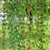 Rose rattails artificial flower ivy flower props flower vine