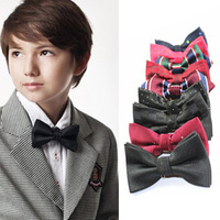 Quality male child bow tie british style baby bow tie child tie baby small bow tie