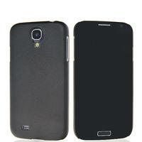 0.2 mm thin beautiful Back case cover + screen Samsung GALAXY S4 I9500 black