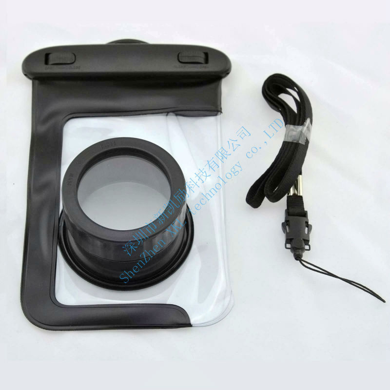 Universal Waterproof Digital Camera Case For Nikon/Canon/Sony/OLYMPUS Underwater Dry Bag Pouch Outdoor equipment(China (Mainland))