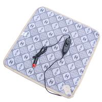 12v electric car heater pad  cigarette lighter plug velvet 12v car electric blanket free shipping