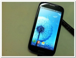 I9300 galaxy S3 SIII Unlocked SIM-free Android4.0.4 4.8 inch Dual-core 1.5GHz CPU 480 x 854 Super AMOLED screen 5.0MP camera(China (Mainland))