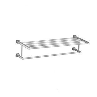 Space aluminum towel rack bathroom accessories kitchen accessories bathroom mount towel rack