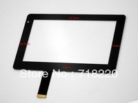 Free shipping 7 inch ONDA VI10 fashion / ONDA VI10 elite Tablet PC touch panel digitizer glass 300-N3400B-A00-VER1.1