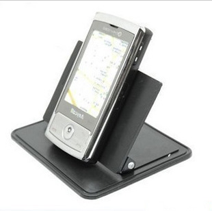 car silica gel mobile navigator mount gps mount car phone holder cell phone holder
