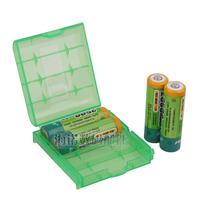 Battery box square box moisture proof box 4 5 7 rechargeable battery storage box