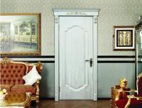 2013 modern design wooden door