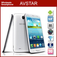 New Original Android 4.2 Smart phone 5 inch MTK6589 Quad Core 1280x720 HD Screen 1GB RAM 3G WCDMA 8MP Camera iNew i3000
