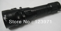 Fedex Free 4pcs/lot Trustfire CREE XM-L T6 Diving Flashlight 1800LM Waterproof Magnetic Switch High Power Torch
