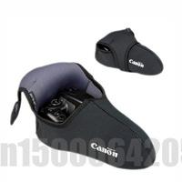 Neoprene Protector Camera Cover Case Bag for Canon 500D 550D 600D 5D 5DII 7D 20D 30D 40D 50D 60D Size-L
