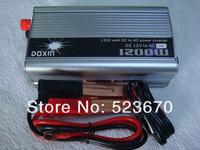 1200 Watt 1200W Boat Car Truck Modified sine wave Power Inverter Change 12V DC to 110V AC