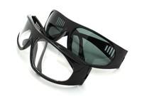 Hot selling 2pcs/lot  KAKA Fashion Leisure Glass Lens Sunglasses, Popular Eyewear For Women,Toad Glasses For Men