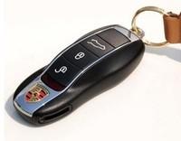 Free shipping! Wholesale Metal Key Model+Chain 4GB 8GB 16GB 32GB 64GB USB 2.0 Flash Memory Stick Drive Thumb/Car/Pen