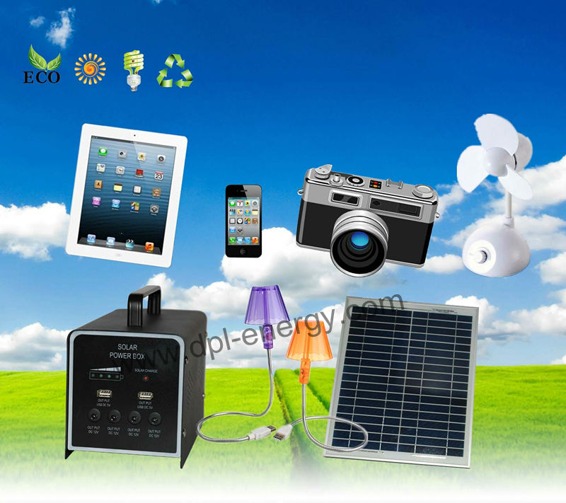 new product small solar system for the home china(China (Mainland))