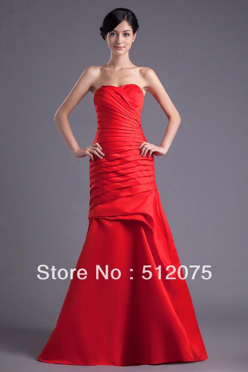 Платье для матери невесты SU MEI LUN  038