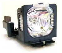 G&T POA-LMP65 Compatible Projector Lamp With Housing And Brand New for SANYO Projectors