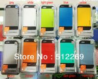 2 in 1 SLIM ARMOR SPIGEN SGP Case for iPhone 5 100pcs/lot + DHL/EMS Fast free Shipping