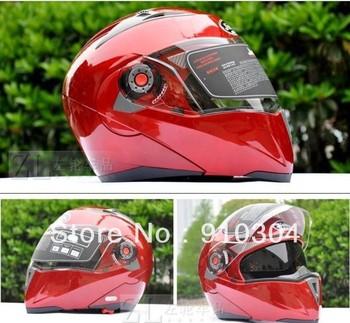 HOT SALE JIEKAI 105 full face helmet flip up Helmet for motorcycle Helmots motorbike helmets ABS helmet dot helmet blue color