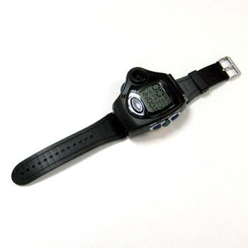 New arrival wrist watch walkie talkie,two way radio,1 km,22 channels,Free Talker