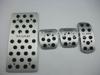 Aluminum Fuel Brake Foot Rest Pedals For NISSAN NV200(MT)