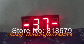 "2pcs new IIC I2C 0.36"" 4digit-8seg 4 digit 8 seg Red LED Digital Tube Display AVR For Arduino ,freeshipping"