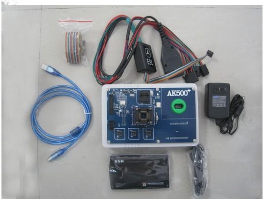 Оборудование для электро системы авто и мото Vdiag AK500 , DHL оборудование для окраски авто цены