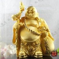 Electrocasting 24k alluvial gold velvet gold crafts decoration