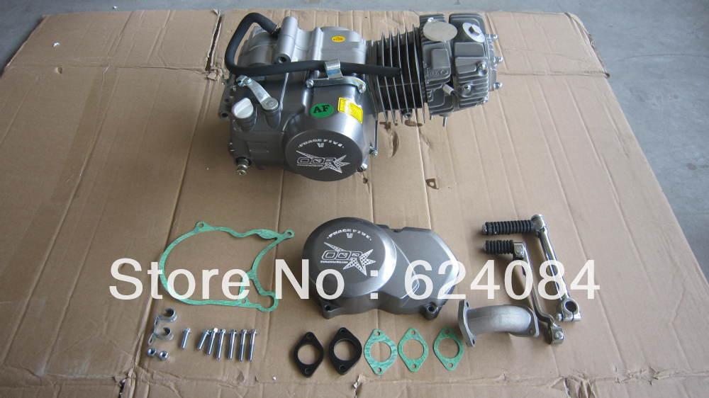 PIT BIKE PARTS engines, YX 125cc(China (Mainland))
