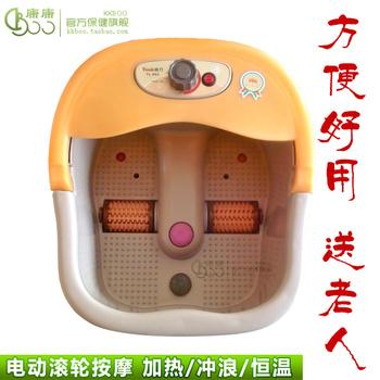 Feet basin footbath foot bath foot bath automatic roller heated massage thermostated