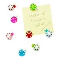 4 Pack Cute Ladybug Shape Fridge Maganetic Sticker HB2348