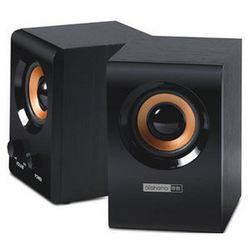 Instrumentum dy-880 mini computer high quality full wooden speaker 220v(China (Mainland))