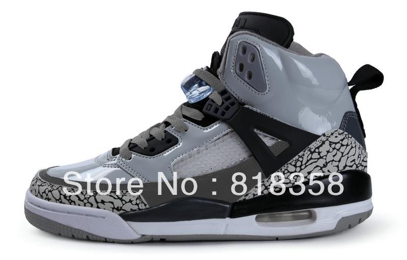 Frete Grátis Discount Air Retro 3,5 J3.5 Spizike Mens tênis de basquete, esportes Atacado shoesCool Cinza Cimento(China (Mainland))