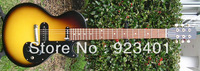 best Factory Mahogany guitar Melody Maker USA made, Sunburst electric guitar OEM Available Cheap in stock
