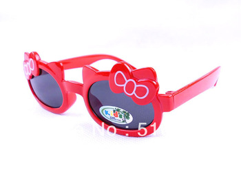 Hot Sale UV400 New Kids Sunglasses Printing Pattern Glasses Frame Beach Child Eye Glasses 20pcs/lot KL162