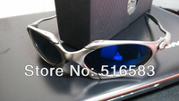NEW BRAND IN ORIGINAL BOX PENNY X METAL ROMEO 1 SUNGLASSES SILVER W/ ICE IRIDIUM POLARIZED FOR MEN'S WOMEN'S SUN GLASSES