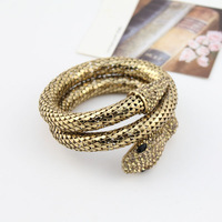 Fast Free Shipping!Min order Is $15(Mixed Order)Fashion Snake Bracelet Top Selling 2013  Perfect Decoration New Design For Woman