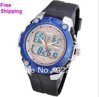 Child watch boy led male child sports waterproof electronic watch hiking mens watch