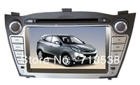 Car dvd player for Hyundai IX35 with USB/IPOD/GPS free shipping