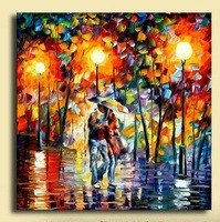 Hand painted frameless oil painting abstract canvas oil painting quality decorative painting