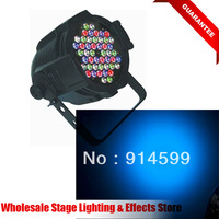Free Shipping Discount 4 PCS of 48X3W LED Par RGBW DMX Stage Lightings, 12R/12G/12B/12W