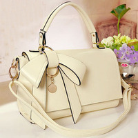 Bags 2012 vintage bow female bags handbag cross-body women's handbag candy
