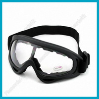 Transparent Lens Skiing Snowboarding Sports Goggles UV400 Sunglasses Free Shipping